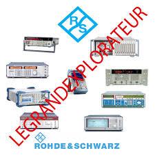 ultimate rohde u0026 schwarz repair service owner manuals u0026 schematics
