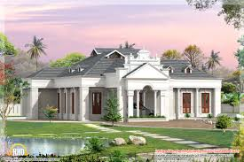 Kerala Home Design Kozhikode by Box Type House Exterior Elevation Kerala Home Design And Floor