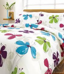 Childrens Duvet Cover Sets Uk Fresca Contemporary Floral Printed Duvet Cover Set Bedding Uk