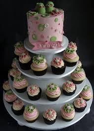 baby shower cupcakes ideas horsh beirut
