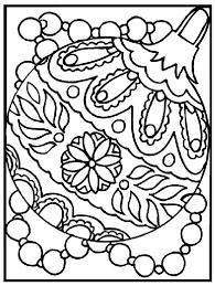 ornament coloring pages zimeon me