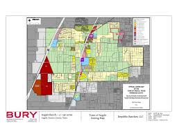 Zoning Map Dc Argyle Development Property 130 Acres