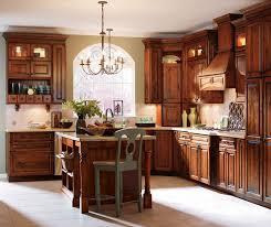 whiskey black glaze alder cabinet finish kemper