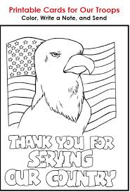 printable veterans day cards cards for our troops