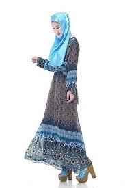 muslim women abaya middle east female islamic dress long sleeved