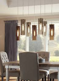 Interesting Dining Room Pendant Lighting Inside Modern Beach House - Pendant lighting for dining room