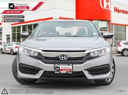 pre owned 2016 honda civic sedan ex no accidents or damage one