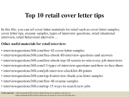 cover letters for retail top 10 retail cover letter tips 1 638 jpg cb 1427967654