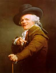 Pointing Meme - joseph ducreux archaic rap know your meme