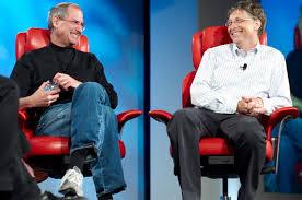 Bill Gates And Steve Jobs Meme - los 14 mejores memes de steve jobs bill gates humor dotpod