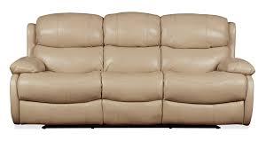 furniture loveseat black leather reclining sofa reclining
