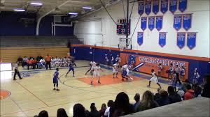 camelback high school yearbook boys basketball at camelback 1st half