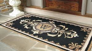 Outdoor Mats Rugs Area Rugs Indoor Mat Monogrammed Front Door Mat Rug Colorful Front