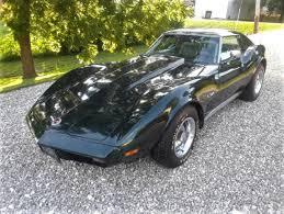 corvette l48 1974 chevrolet corvette stingray t top coupe 4 speed manual l48 350