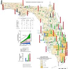 Tallahassee Florida Map by Estimated Water Use In Florida 1975