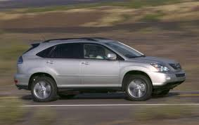lexus rx 400h hybrid mpg 2006 lexus rx 400h information and photos zombiedrive