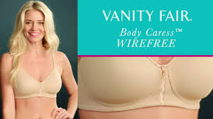 vanity fair beautiful benefits bra vanity fair beauty back strapless 74380 full figure youtube