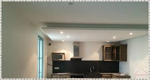 cuisine faux plafond eclairage faux plafond intéressant eclairage faux plafond cuisine