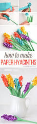 Diy Spring Projects by Best 25 Hyacinth Flowers Ideas On Pinterest Paper Flowers Diy