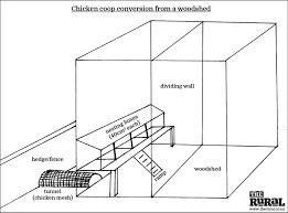 chicken coop floor plan building free range chicken coop plans part of house plan for