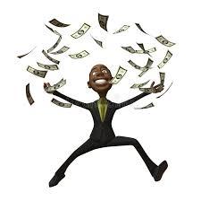 imagenes negro rico hombre de negocios negro rico stock de ilustración ilustración de