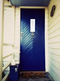 Navy Blue Front Door Navy Front Door Top Modern Bungalow Design Paint Front Door 7