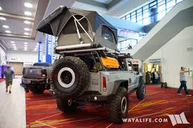 jeep tomahawk hellcat 2017 sema roamr jeep gladiator tomahawk