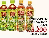 Teh Ichi promo harga ichi ocha minuman ringan terbaru minggu ini hemat id