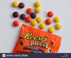 reese s halloween reese u0027s pieces peanut butter candy manufactured by the hershey