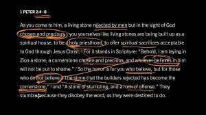 1 peter 2 9 u201310 part 1 god treasures you but not because of you