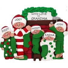 117 best personalized family ornaments images on