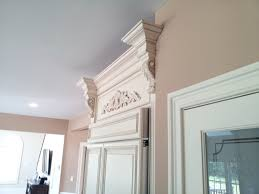 Installing Crown Molding On Kitchen Cabinets by Fine Woodworking Crown Molding Ornamental Plaster Casting Ceiling