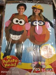 Potato Head Halloween Costume 37 Halloween Costume Ideas Nick Nackery Images