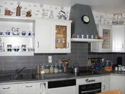 deco cuisine grise et deco cuisine gris et blanc of best gallery lalawgroup us beau