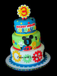 mickey mouse clubhouse birthday cake mickey mouse clubhouse birthday cakes 3 best birthday resource
