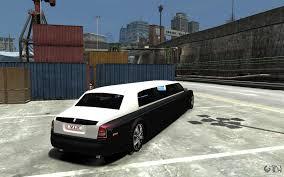 rolls royce phantom sapphire limousine v 1 2 for gta 4