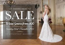 wedding dress sale london london s wedding dress sle sale november 2014