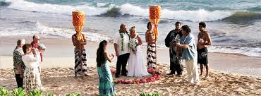 hawaiian weddings traditional hawaiian wedding hawaii wedding services