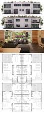 the best duplex house plans ideas on pinterest plan with garage