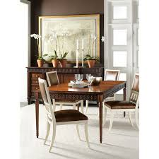 rectangular dining room tables with leaves chair alexa hampton gustav rectangular dining table figure 8