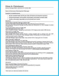 Sales Resume Bullet Points Best Words For The Best Business Development Resume And Best Job