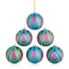 deck the halls 18 ornament sets polyvore