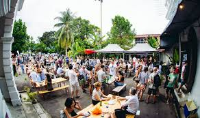 Top Rooftop Bars Singapore Best Party Venues In Singapore Rooftop Bars Yachts Beachside