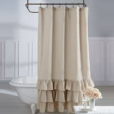 bathroom shower curtains ideas elegant curtains ideas for oval claw tub design with white wall