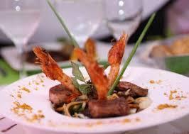 cerf cuisine caledonia tourism gastronomy
