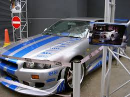 nissan skyline r34 modified 1999 nissan skyline gt r r34 the fast and the furious wiki