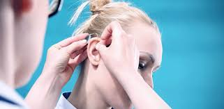 hairstyle that covers hearing aid wearer hearing health is your starkey hearing technologies source