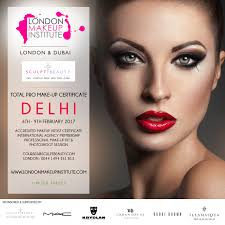 professional makeup artist certification total pro make up certificate india