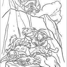 mufasa lion king coloring pages hellokids