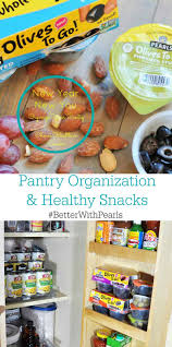 Organizing Your Pantry by Start The Year With An Organized Pantry And Better Snack Choices